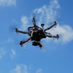Drone fraiture